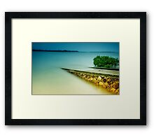 Ready to Launch Framed Print