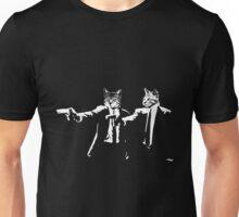 Pulp Fiction - Cat Fiction Unisex T-Shirt