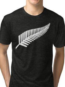 New Zealand Fern Tri-blend T-Shirt