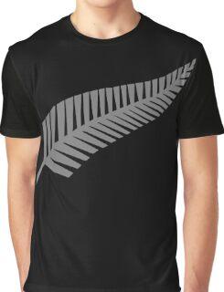 New Zealand Fern Graphic T-Shirt