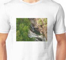 Waterfall - Tallulah Gorge Unisex T-Shirt
