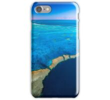 Blue Pacific Wonder iPhone Case/Skin