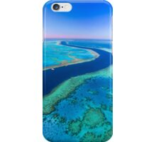 Going with the Flow iPhone Case/Skin