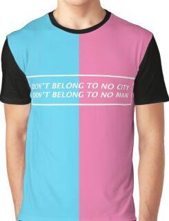 Halsey Lyrics Graphic T-Shirt