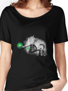 Pulp Fiction - Pulp Ricktion Women's Relaxed Fit T-Shirt