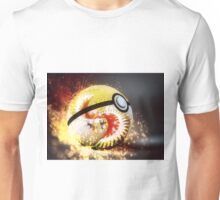 Ho Oh Pokeball Unisex T-Shirt