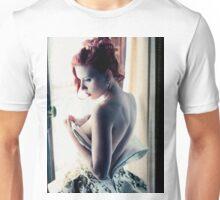 Scarlett Johansson - Film Grain Unisex T-Shirt