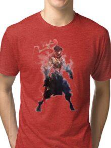 Shadowmist Assassin Tri-blend T-Shirt