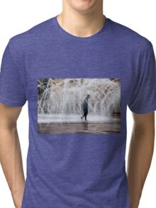 Cooling Down Tri-blend T-Shirt
