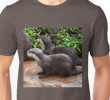 Otter Hand It To You Unisex T-Shirt