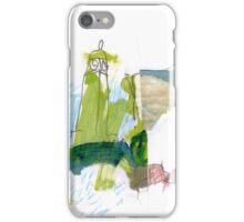 clock tower iPhone Case/Skin