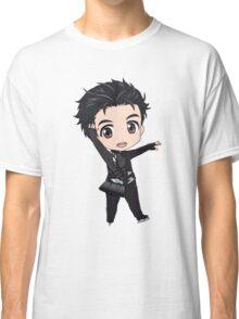 Yuri!!! on Ice Chibi Yuuri Classic T-Shirt