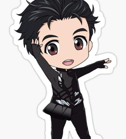 Yuri!!! on Ice Chibi Yuuri Sticker