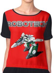 Robotech super Chiffon Top