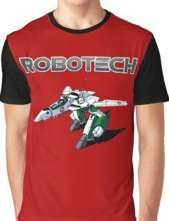 Robotech super Graphic T-Shirt