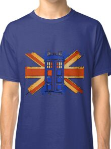 Dr Who - The Tardis - Vintage Jack Classic T-Shirt