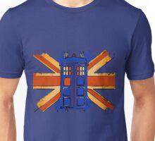 Dr Who - The Tardis - Vintage Jack Unisex T-Shirt