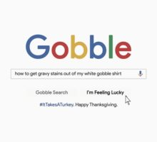Gobble Search - How To Get Stains Out Baby Tee