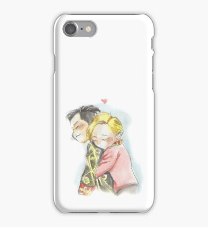Nam and Song iPhone Case/Skin