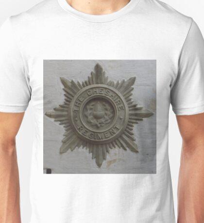 The Cheshire Regiment Unisex T-Shirt