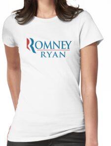 A Mitt Romney Womens Fitted T-Shirt