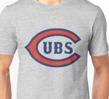Chicago Cubs Logo Unisex T-Shirt