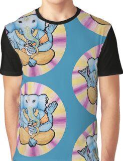 ganesh enjoys shakes Graphic T-Shirt