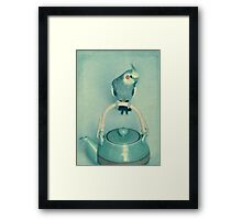 Time For Tweet Framed Print
