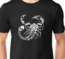 Scorpion Ornate Unisex T-Shirt
