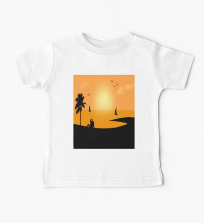 Nature Love Forever Baby Tee