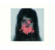 "Floating World - ""Bloom"" Art Print"