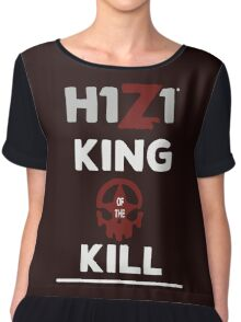 H1Z1 King of the Kill t shirt Chiffon Top