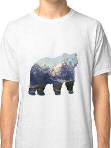 Bear Landscape Classic T-Shirt