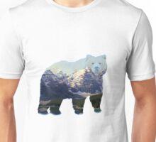 Bear Landscape Unisex T-Shirt