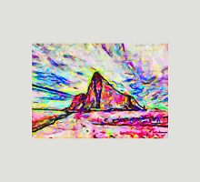 A Psychedelic Rock of Gibraltar T-Shirt