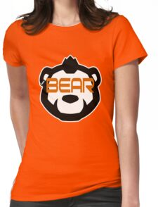 Phenom Bear - Bear Goggles Womens Fitted T-Shirt
