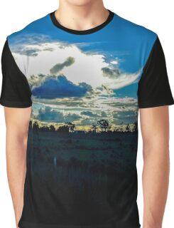 Evening Storm Graphic T-Shirt