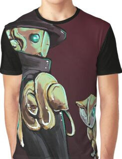 Marquis Graphic T-Shirt