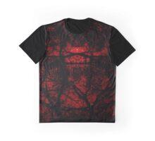 Vermillion Regard Graphic T-Shirt