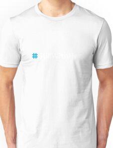 #StillWithHer (white) Unisex T-Shirt