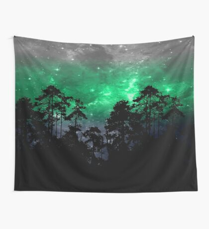 Shadow Forest Wall Tapestry