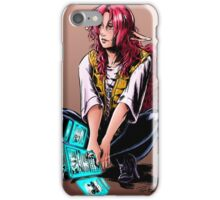 Eowyn construction site color iPhone Case/Skin
