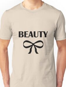BEAUTY| HEIDI | BLACK Unisex T-Shirt