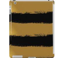 Gold Brush iPad Case/Skin