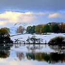 Winter Tarn by mikebov