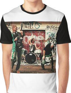 Opposite Sides - Valhalla Lights Graphic T-Shirt