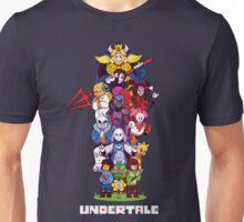 undertale (2) Unisex T-Shirt