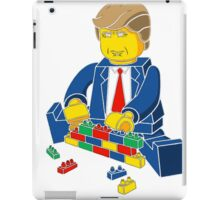 Build A Wall Trump T-Shirt T-Shirt iPad Case/Skin