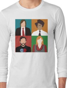 IT Crowd Long Sleeve T-Shirt
