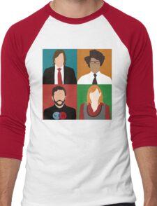 IT Crowd Men's Baseball ¾ T-Shirt